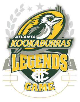 kookaburras legends game