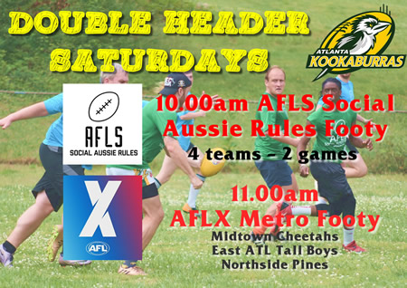 AFLX Atlanta Aussie Rules Football